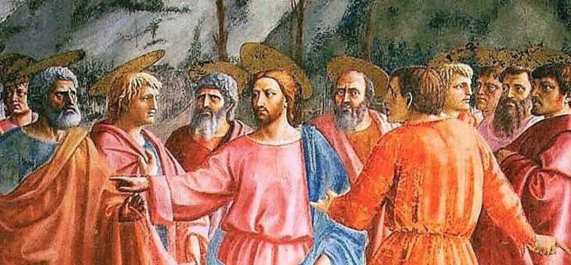 Vangelo Gv 6, 60-69:« È lo Spirito che dà la vita, la carne non giova a  nulla; le parole che io vi ho detto sono spirito e sono vita». - Io resto  con Gesù